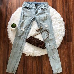 A/X distressed Jeans sz 2